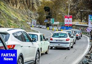 آخرین وضعیت ترافیکی امروز