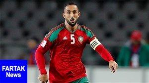 صحبت های عجیب کاپیتان مراکش در مورد تیم ملی