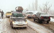 ۱۹ استان درگیر برف و کولاک/ امدادرسانی در ٨٦ محور کوهستانی