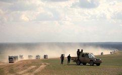 تسلط نیروهای همپیمان آمریکا بر آخرین منطقه تحت کنترل داعش در شرق فرات