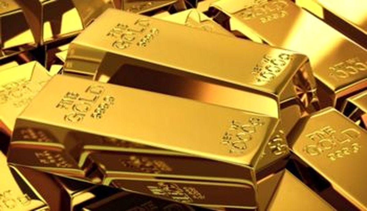 قیمت جهانی طلا به بالاترین سطح در تاریخ معاملات خود رسید