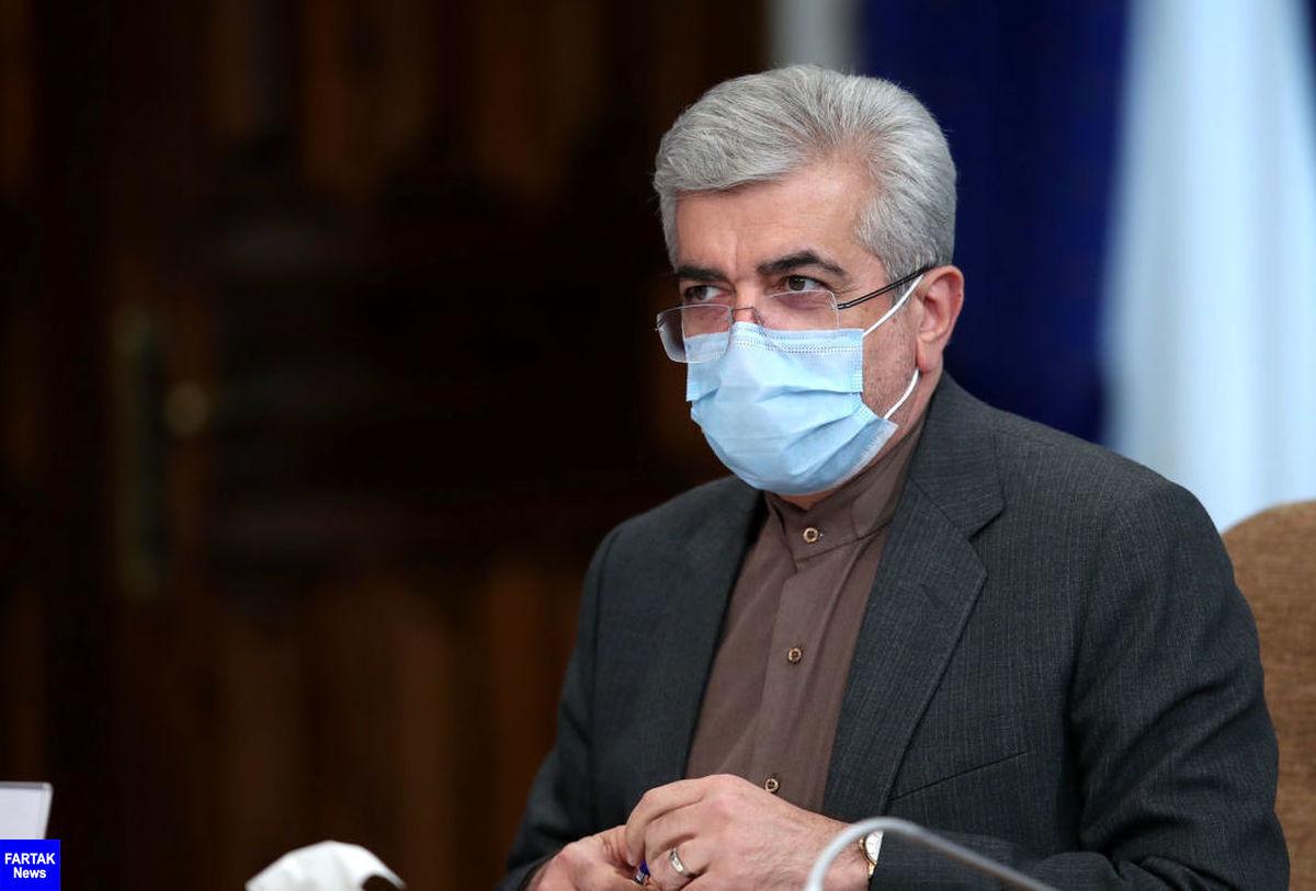 وزیر نیرو از کاهش ۳۰۰۰ مگاواتی مصرف برق خبر داد