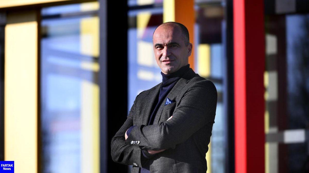 تمدید قرارداد سرمربی تیم ملی بلژیک تا سال 2022