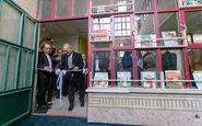 افتتاح ۲ کتابخانه در مدارس قم