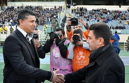 ژنرال،در صدر فهرست باسابقهترین مربیهای لیگ برتر
