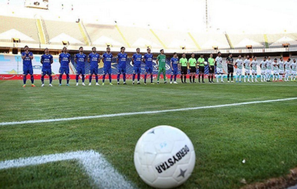 بیانی: بازیکنان استقلال نباید عصبی باشند