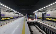 افزودن ۳ رام قطار جدید به ناوگان متروی تهران / نیاز فوری به ۳۰ رام قطار در سال جاری