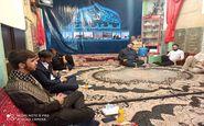 دیدار نوجوانترین فرمانده کشور با اعضای مجمع جهادی زاهدان