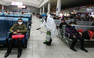 ۴ مورد ابتلا به ویروس کرونا در چین در روز گذشته