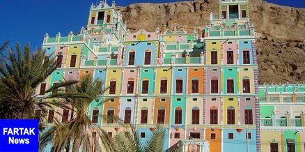 روستاهای خشتی یمن | روستاهای خشتی وادی حضرموت و دوعن