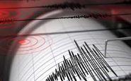 زمینلرزه ۴.۴ ریشتری در مقیاس امواج درونی حوالی
