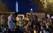 دستگیری بیش از ۱۰ هزار نفر در اعتراضات اخیر آمریکا