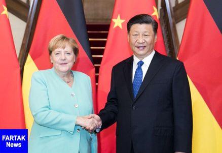 پلهوایی آلمان به چین برای دریافت تجهیزات ضدکرونا