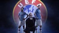 محرومیت منچسترسیتی از لیگ قهرمانان اروپا بخشیده شد
