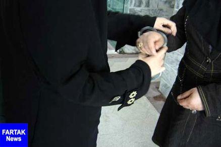 خدمات پلید این ماساژور های مشهدی به مردم / دستگیری 4 زن بی شرم