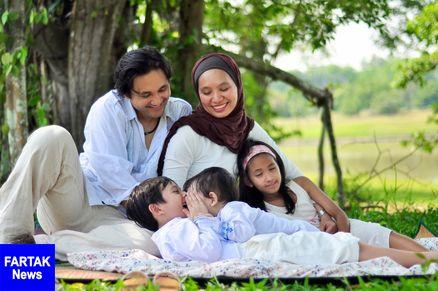 مهم ترین کلید آرامش در خانواده