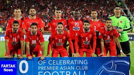 رسمی؛ ترکیب پرسپولیس برای فینال لیگ قهرمانان آسیا مشخص شد