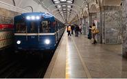 تعجب نکنید؛ اینجا یک روز عادی در مترو روسیه است! +فیلم