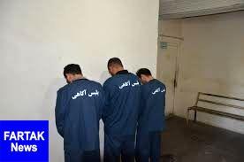قاتلان بی رحم مدیر به نام بیمارستان فیروزگر تهران دستگیر شدند