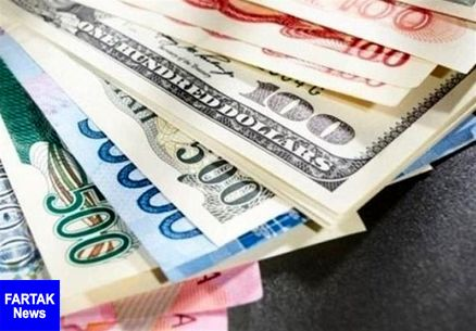 قیمت دلار، قیمت یورو، قیمت دینار عراق و قیمت درهم امروز ۹۸/۰۷/۲۰