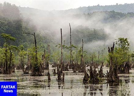 سفری ترسناک به دریاچه «ارواح»