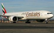 آمریکا شرکت هواپیمایی امارات را ۴۰۰ هزار دلار جریمه کرد