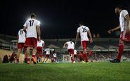 اوج بینظمی و دلخوری خبرنگاران رسانههای گروهی در پایان مراسم آئین بدرقه تیم ملی فوتبال
