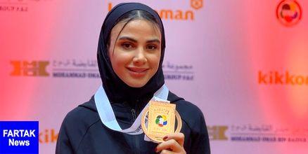 بهمنیار نخستین بانوی المپیکی تاریخ ورزش گیلان