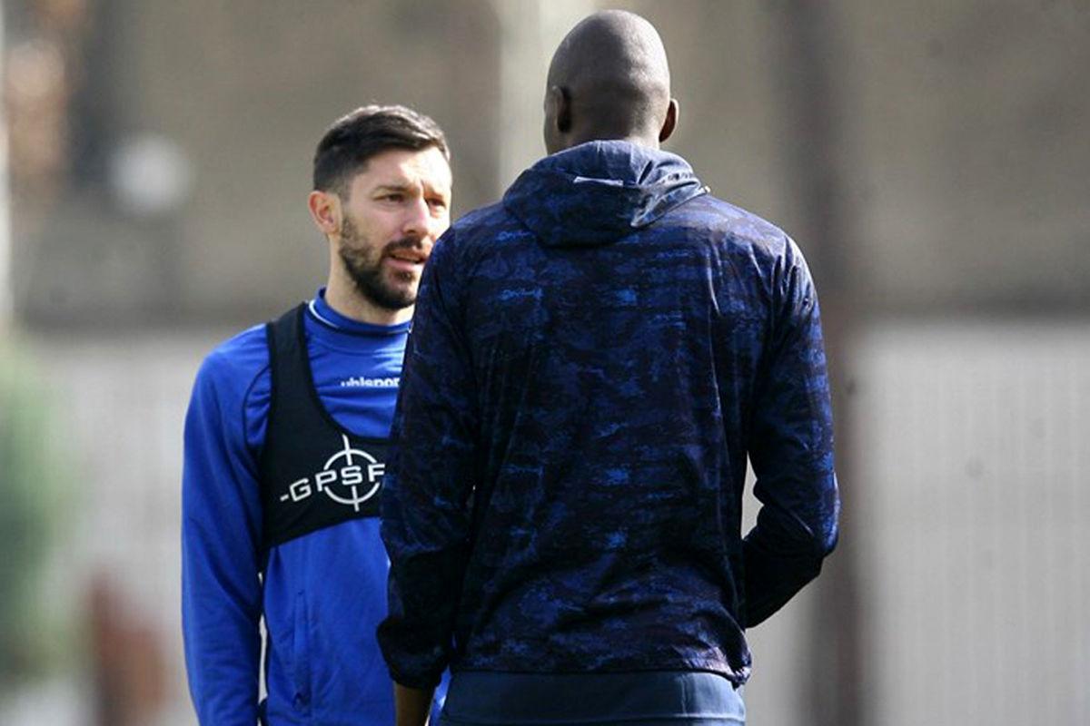 زمان بازگشت دو بازیکن خارجی استقلال به ایران مشخص شد