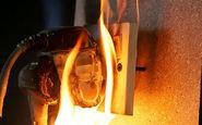 آتش سوزی در آتلیه عکاسی در رشت/ماجرا چه بود؟