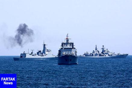 معاون عملیات نیروی دریایی ارتش: تمرین مشترک امداد و نجات دریایی ایران و روسیه برگزار شد