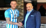 معاون تراکتور: قرارداد استوکس با باشگاه ترکیهای غیر قانونی است