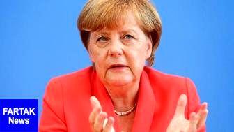 مرکل لغو تحریم اتحادیه اروپا علیه روسیه را رد کرد