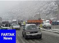 آمار امداد رسانی به گرفتاران در برف و کولاک