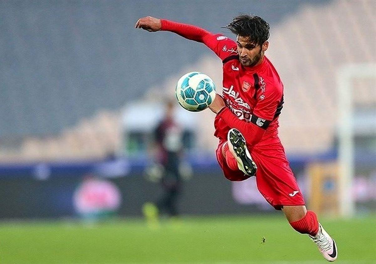 نوراللهی در نقش فرماندهی برای جام جهانی قطر