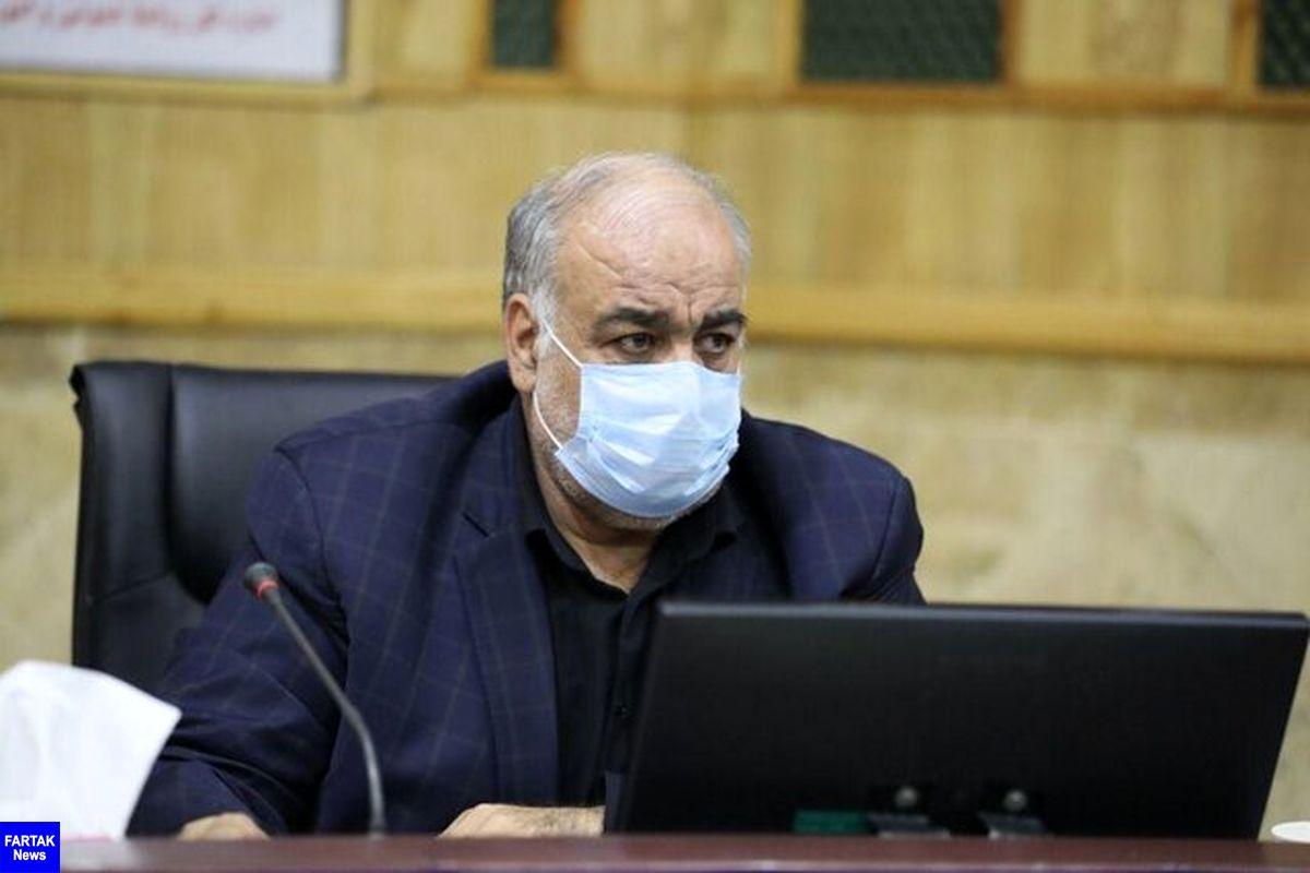 محدودیت و ممنوعیتهایی کرونایی در کرمانشاه تمدید شد