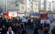 حضور سردار یزدی و زنگیشه در جمع جاماندگان از اربعین+عکس