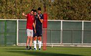 صعود به جام جهانی ۲۰۲۲ تنها هدف هاشمیان در ایران
