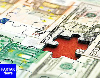 نرخ ۲۰ ارز افزایش یافت/ نرخ ارز بانکی امروز 21 بهمن 97