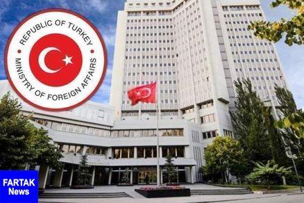 واکنش ترکیه به سیاستهای خصمانه و وعدههای انتخاباتی نتانیاهو