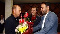 جلسه کالدرون با 2 مدیر پرسپولیس برای عقد قرارداد