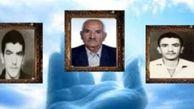 پدر شهیدان کاظمی پور به فرزندان شهیدش پیوست