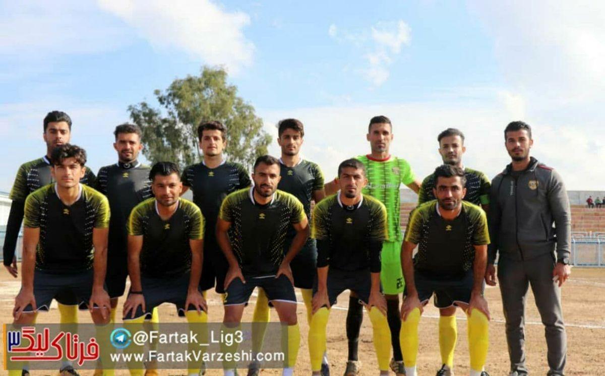 سپاهان ایذه با تغییر نام به سرداران در لیگ دسته سوم حضور خواهد یافت+عکس