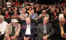 جشن بزرگ سینمای ایران با حضور چهره های ماندگار + تصاویر