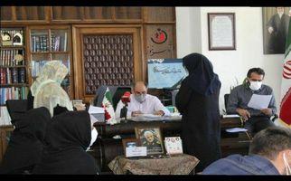 ملاقات عمومی مردم با رئیس کل دادگستری استان کرمانشاه به روایت تصویر