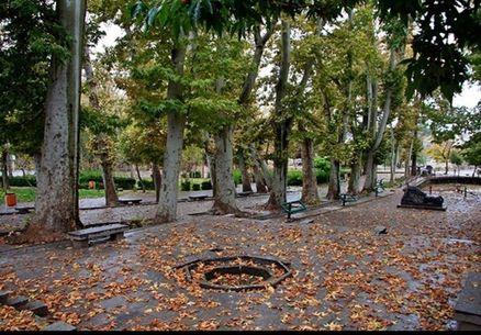 بوستانهای پایتخت تعططیل شد