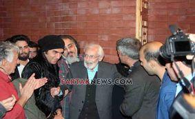 اختصاصی / جشن تولد اسطوره سینمای ایران با حضور هنرمندان + عکس