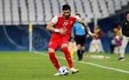 عنوان بهترین مدافع چپ آسیا به سعید آقایی اختصاص یافت