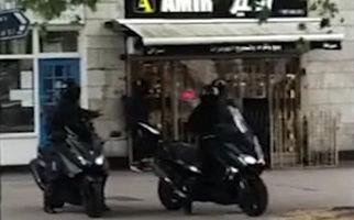 سرقت با قمه و چکش در خیابانهای لندن