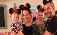 این مرد ورشکسته همسر حامله و دو فرزندش را کشت ! + عکس